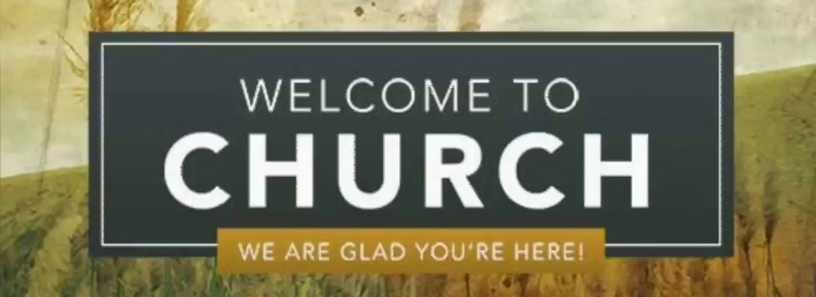 welcome-to-church